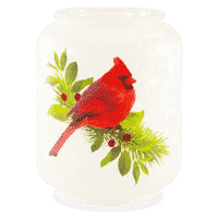 CHRISTMAS CARDINAL SCENTSY WARMER