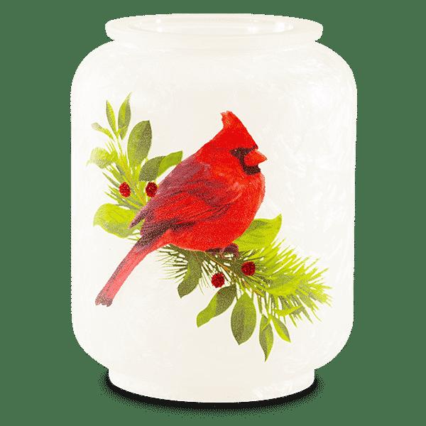 Christmas Cardinals Images.Christmas Cardinal Scentsy Warmer