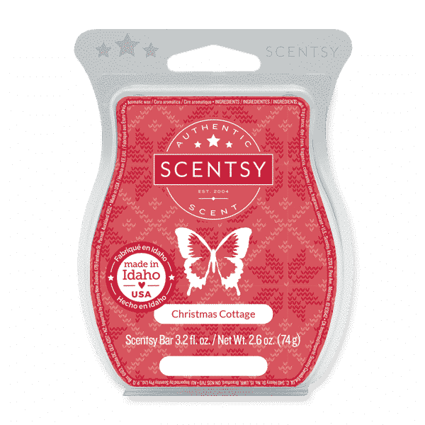 CHRISTMAS COTTAGE SCENTSY BAR