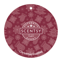 CHRISTMAS CUDDLES SCENTSY SCENT CIRCLE