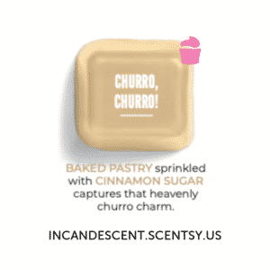 CHURRO CHURRO SCENTSY FRAGRANCE