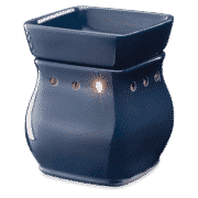 CLASSIC CURVE GLOSS NAVY SCENTSY WARMER