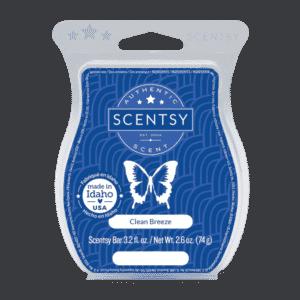 CLEAN BREEZE SCENTSY BAR | Clean Breeze Scentsy Bar