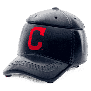 CLEVELAND BASEBALL CAP SCENTSY WARMER | DISCONTINUED ON SALE