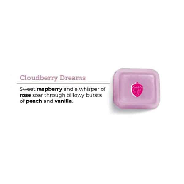 CLOUDBERRY DREAMS SCENTSY FRAGRANCE