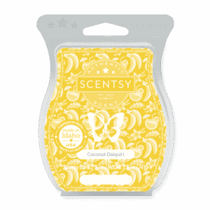 COCONUT DAIQUIRI SCENTSY BAR | Summer 2021