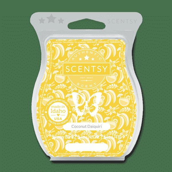COCONUT DAIQUIRI SCENTSY BAR