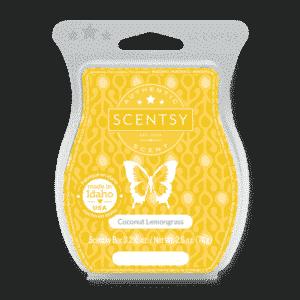 COCONUT LEMONGRASS SCENTSY BAR | Coconut Lemongrass Scentsy Bar