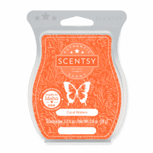 Coral Waters Scentsy Bar | Shop Scentsy | Incandescent.Scentsy.us
