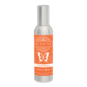 CORAL WATERS SCENTSY ROOM SPRAY