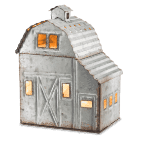 COUNTRY LIVING BARN SCENTSY WARMER
