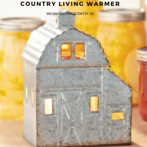 COUNTRY LIVING BARN SCENTSY WARMR