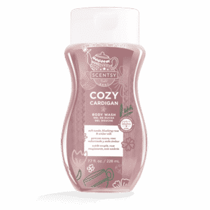 COZY CARDIGAN SCENTSY BODY WASH