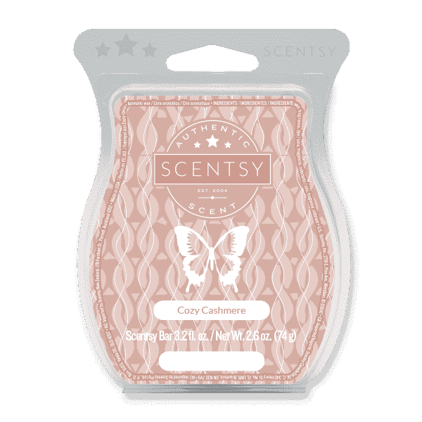 COZY CASHMERE SCENTSY BAR