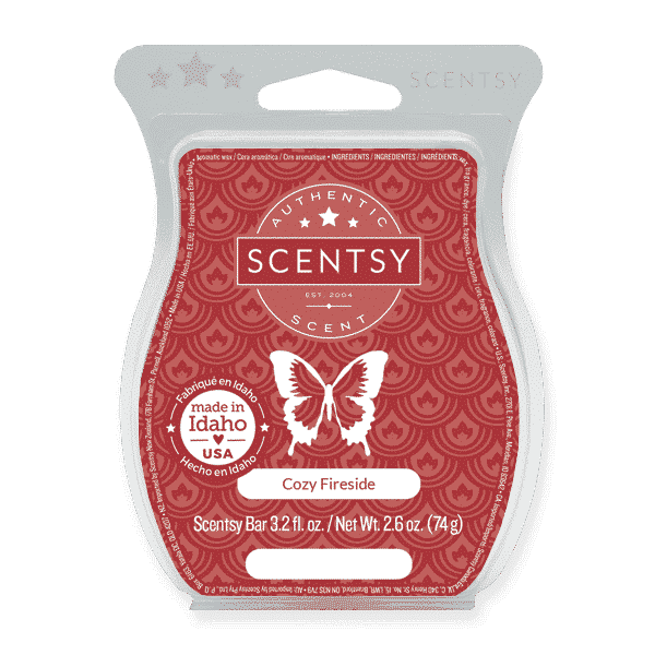 COZY FIRESIDE SCENTSY BAR