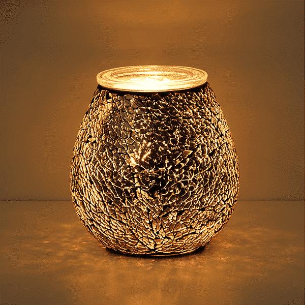 CRUSH DIAMOND SCENTSY WARMER LIGHTS