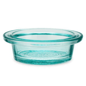CRYSTALLIZE BLUE SCENTSY WARMER DISH ONLY