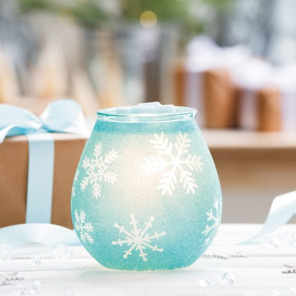 CRYTALLIZE BLUE SCENTSY WARMER