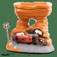 Cars Pixar Disney Scentsy Warmer | NEW! Cars – Scentsy Warmer | Disney Pixar Lightning McQueen & Tow Mater | Incandescent.Scentsy.us