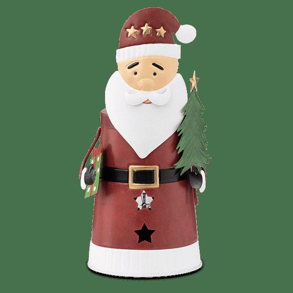 Christmas Claus Scentsy Warmer 03 | Christmas Santa Claus Scentsy Warmer | Incandescent.Scentsy.us