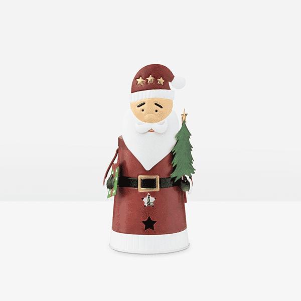 Christmas Claus Scentsy Warmer 04   Christmas Santa Claus Scentsy Warmer   Incandescent.Scentsy.us