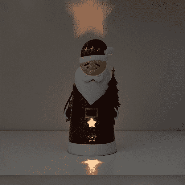 Christmas Claus Scentsy Warmer 07   Christmas Santa Claus Scentsy Warmer   Incandescent.Scentsy.us
