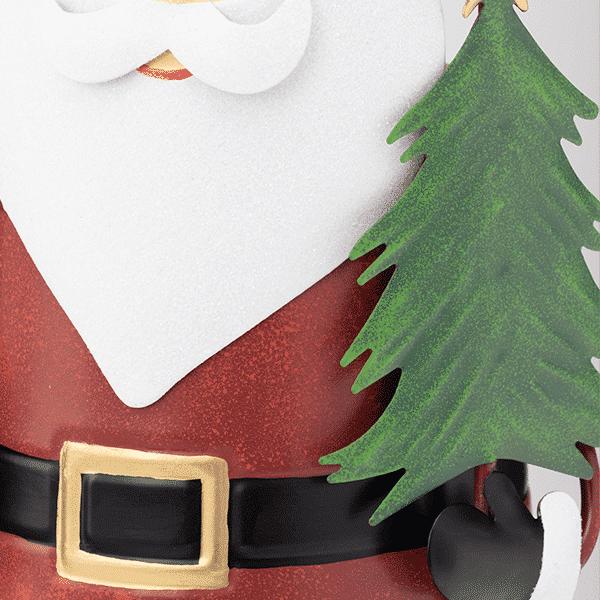 Christmas Claus Scentsy Warmer 08   Christmas Santa Claus Scentsy Warmer   Incandescent.Scentsy.us