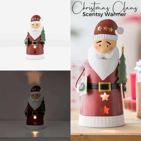 Christmas Claus Scentsy Warmer 1   Christmas Santa Claus Scentsy Warmer   Incandescent.Scentsy.us