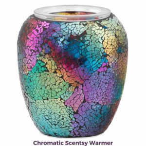 NEW! Chromatic Scentsy Warmer | June 2021 | Incandescent.Scentsy.us
