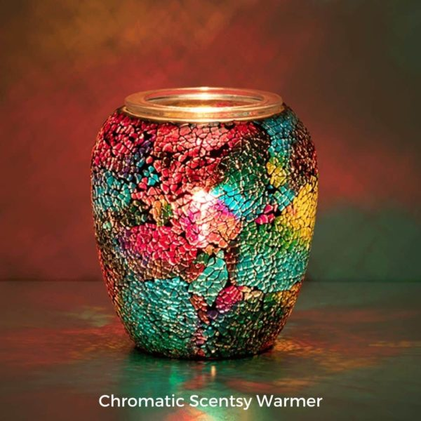 Chromatic Scentsy Warmer   Chromatic Scentsy Warmer   June 2021 Warmer of the Month