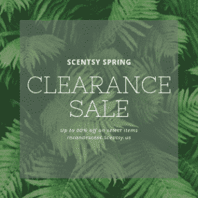 SHOP SCENSY CLEARANCE PRODUCTS