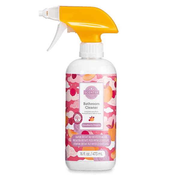 Cloudberry Dreams Scentsy Bathroom Cleaner | Cloudberry Dreams Scentsy Bathroom Cleaner