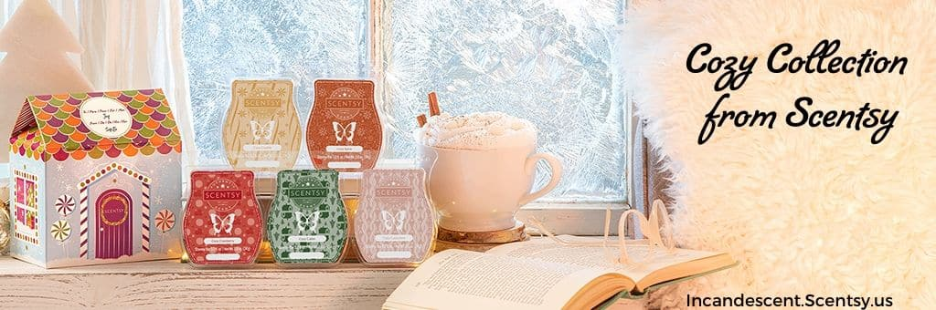 Cozy Collection from Scentsy | NEW! THE COZY COLLECTION FROM SCENTSY | HOLIDAY 2019 WAX COLLECTION