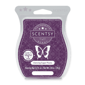 DANCING SUGAR PLUMS SCENTSY BAR