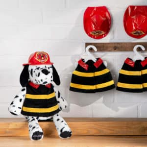 DAX THE DALMATION FIREFIGHTER OUTFIT | NEW! SCENTSY HOMETOWN HEROES COLLECTION | POLICE & FIREFIGHTER WARMERS & BUDDIES | Scentsy® Online Store | Scentsy Warmers & Scents | Incandescent.Scentsy.us