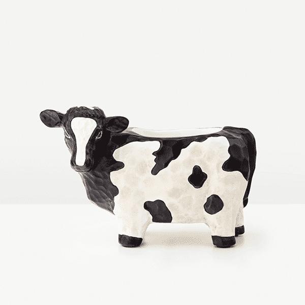 DEJAMOO COW SCENTSY WARMER FRONT