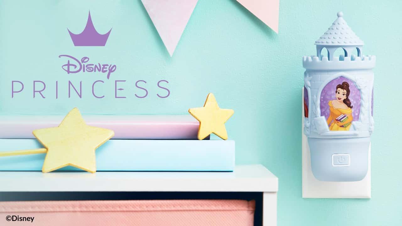 New! Disney Princess Scentsy Wall Fan Diffusers & Disney Princess True Love Awaits