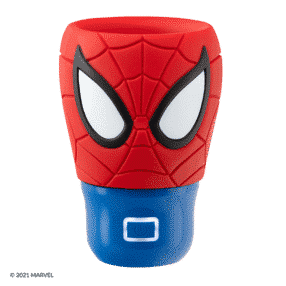 DISNEY SPIDER MAN SCENTSY WALL FAN DIFFUSER PNG