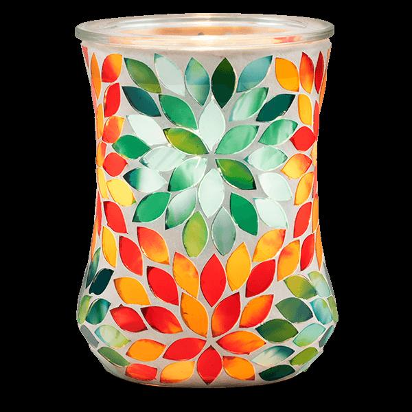 Dancing Petals Scentsy Warmer5 | Dancing Petals Scentsy Warmer | Floral Mosaic Warmer