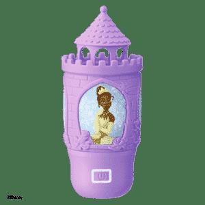 Disney Princess Scentsy Wall Fan Diffuser Purple 6