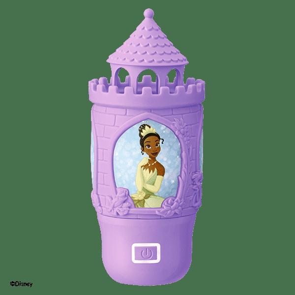 Disney Princess Scentsy Wall Fan Diffuser Purple 6 | Disney Princess Scentsy Wall Fan Diffuser Purple | Tiana, Rapunzel, and Mulan