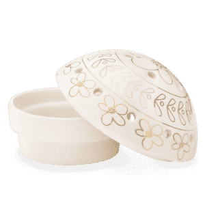 EGGSPRESS YOURSELF SCENTSY WARMER DISH ONLY