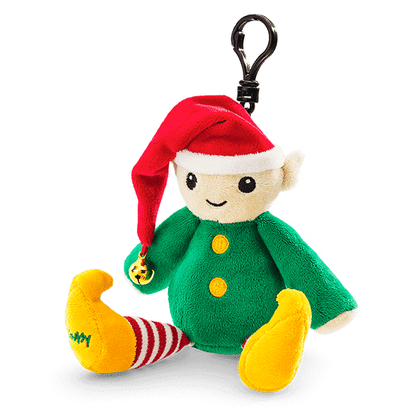 ELLIOT ELF SCENTSY BUDDY CLIP | NEW! ELLIOT THE ELF + VERY MERRY CRANBERRY SCENTSY BUDDY CLIP | Shop Scentsy | Incandescent.Scentsy.us