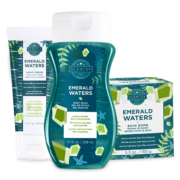 EMERALD WATERS SCENTSY BODY SPA BUNDLE