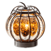 ENCHANTED PUMPKIN SCENTSY WARMER INCANDESCENT