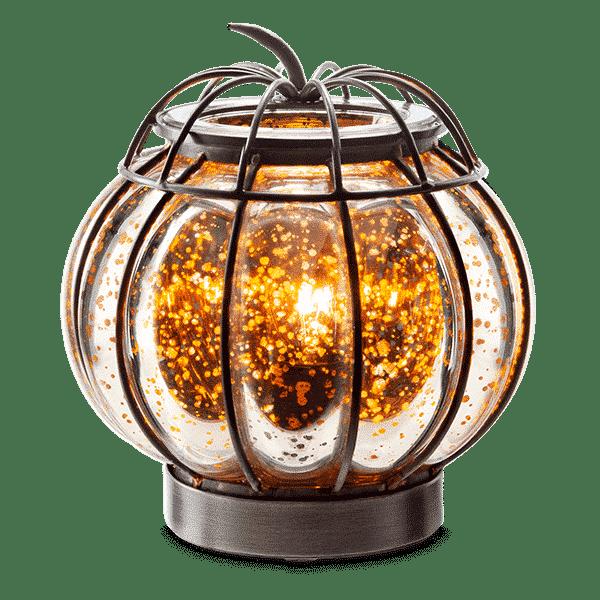 ENCHANTED PUMPKIN SCENTSY WARMER INCANDESCENT | Enchanted Pumpkin Scentsy Warmer | Harvest 2021 | Incandescent.Scentsy.us