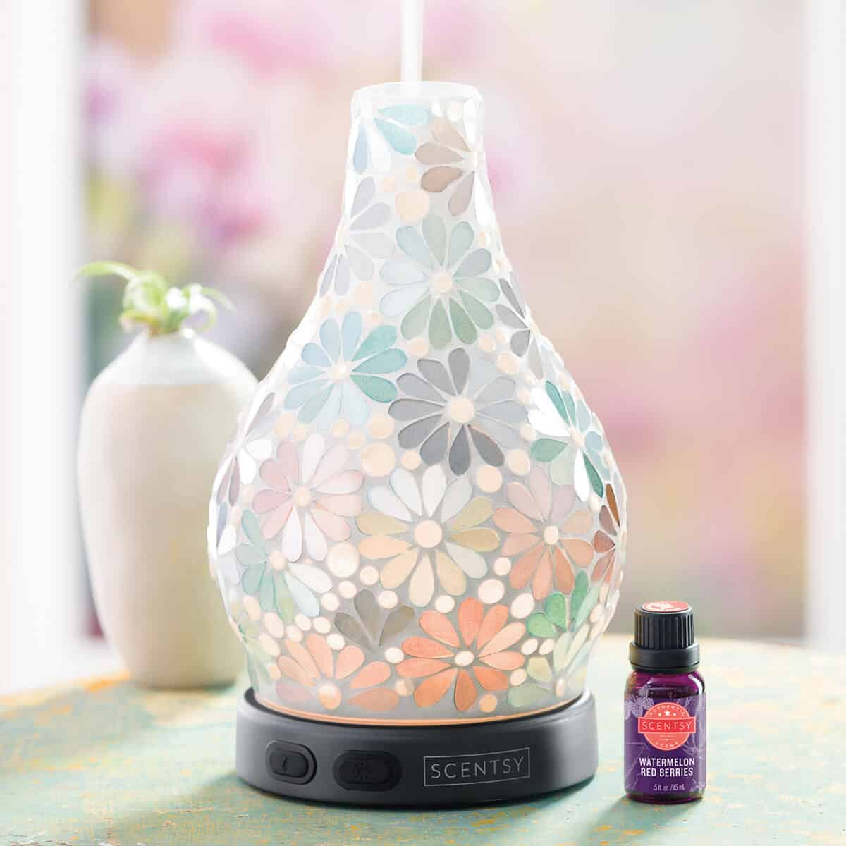 New Enrich Scentsy Diffuser Shade Only Scentsy 174 Buy