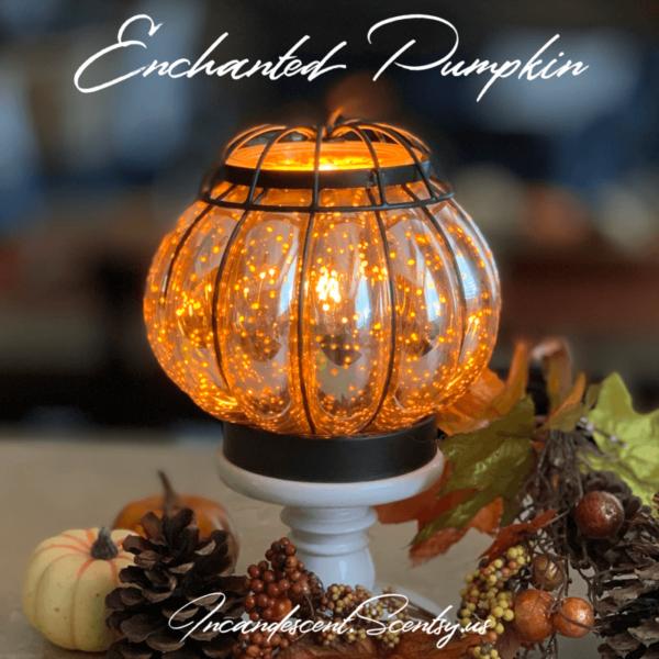 ENCHANTED PUMPKIN SCENTSY WARMER   Enchanted Pumpkin Scentsy Warmer   Incandescent.Scentsy.us