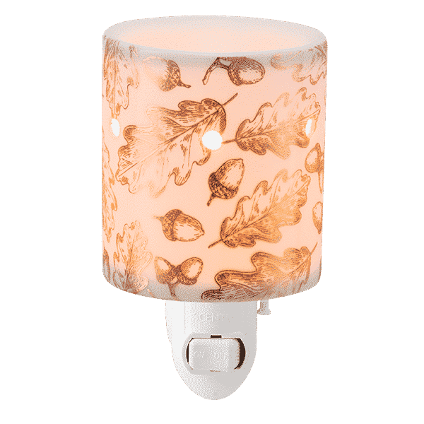 FALL FOLIAGE MINI SCENTSY WARMER 1