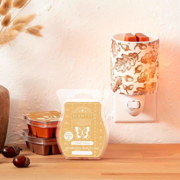 FALL FOLIAGE MINI SCENTSY WARMER